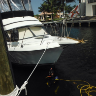 Boat Bottom Cleaning Fort Lauderdale